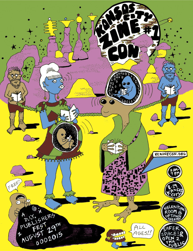 KC Zine Convention